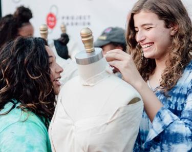 Fashion Camp Fashion Summer Programs For Kids Teens